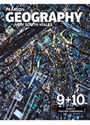 Pearson Geography NSW:  Stage 5 - Teacher Companion