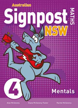 Australian Signpost Maths NSW:  4 [Mentals Book]