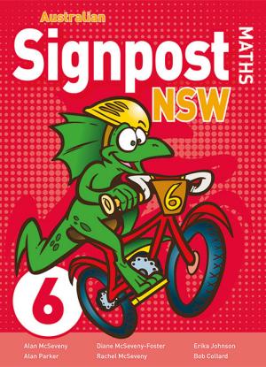 Australian Signpost Maths NSW:  6 [Student Activity Book]