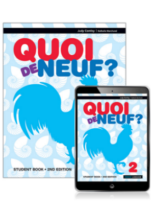 Quoi de Neuf?  2 [Student Book + eBook]
