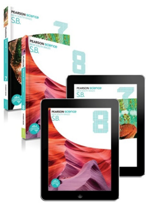 NSW Pearson Science: Stage 4 - Combo Pack [Years 7 & 8 Texts + eBooks]