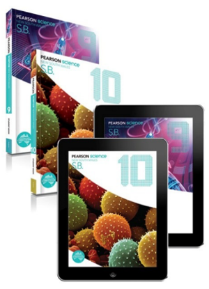NSW Pearson Science: Stage 5 - Combo Pack [Years 9 & 10 Texts + eBooks]