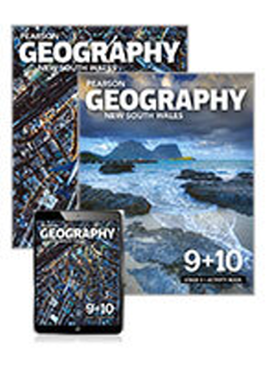 Pearson Geography NSW:  Stage 5 - Value Pack [Text + Activity Book + eBook 3.0]