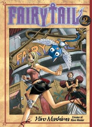 Fairy Tail:  2