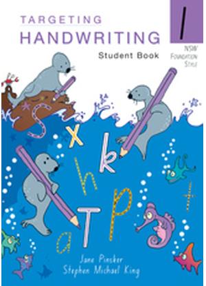 NSW Targeting Handwriting:  1 [Student Book]