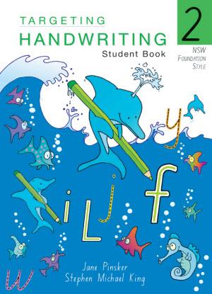 NSW Targeting Handwriting:  2 [Student Book]