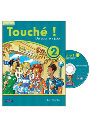 Touche!  2 [Student Book + CD-Rom Pack]