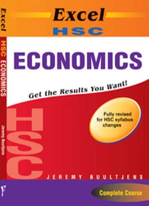 Excel Study Guide:  HSC Economics [Text + 90 Study Cards]