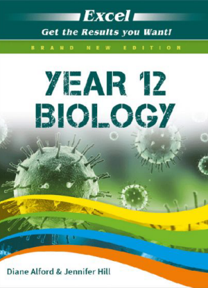 Excel Study Guide:  Year 12 Biology