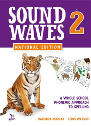 Sound Waves:  2 - A Phonemic Approach to Sounds and Letters -Student Book