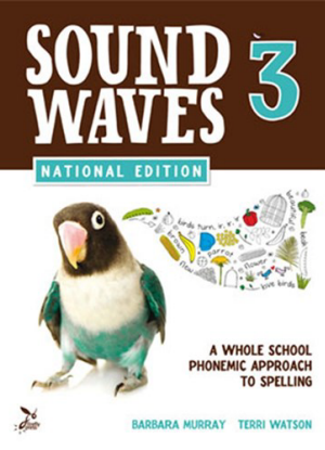 Sound Waves:  3 - A Phonemic Approach to Sounds and Letters -Student Book
