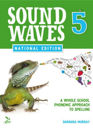 Sound Waves:  5 - A Phonemic Approach to Sounds and Letters -Student Book