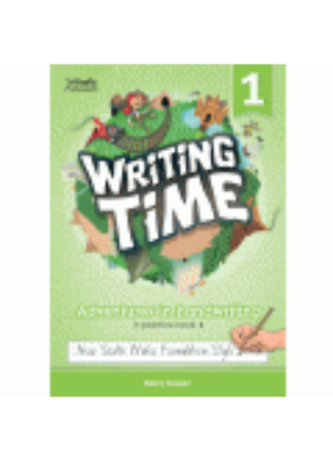 NSW Writing Time:  1 - Practice Book