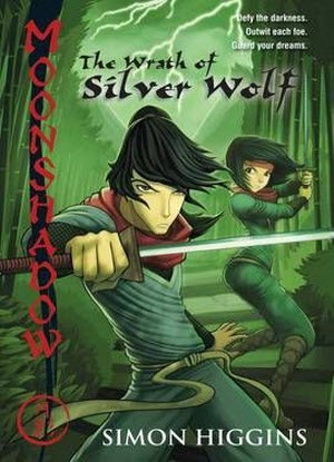 Moonshadow: 2 - The Wrath of Silver Wolf