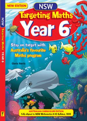 NSW Targeting Maths:  6 - Student Book