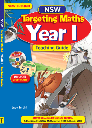 NSW Targeting Maths:  1 - Teaching Guide