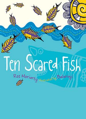 Ten Scared Fish