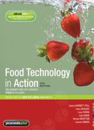 Food Technlogy in Action:  Preliminary and HSC  [Text + eBookPlus]