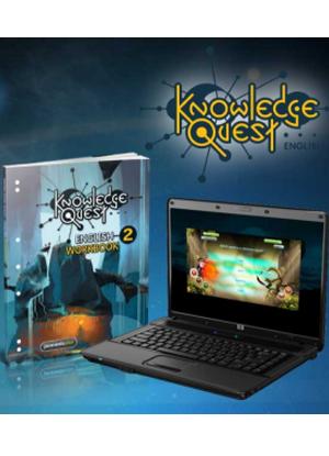 Knowledge Quest English:  2 [Workbook + Online Game]