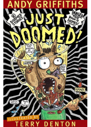 Just! Series:  8 - Just Doomed!