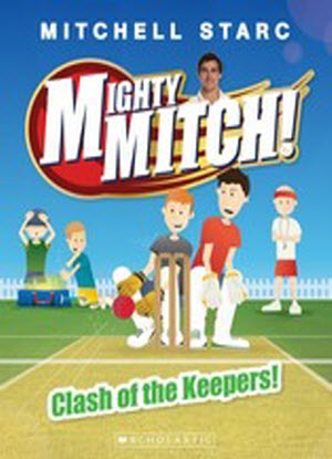Mighty Mitch!:   3 - Clash of the Keepers!
