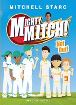 Mighty Mitch!:   4 - Not Out!