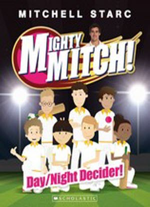 Mighty Mitch!:   5 - Day/Night Decider!