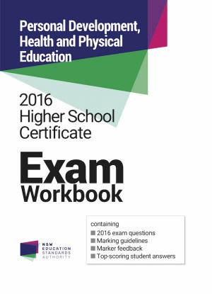 2016 HSC Exam Workbook:  PDHPE