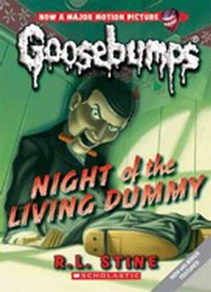 Goosebumps Classic:   1 - Night of the Living Dummy