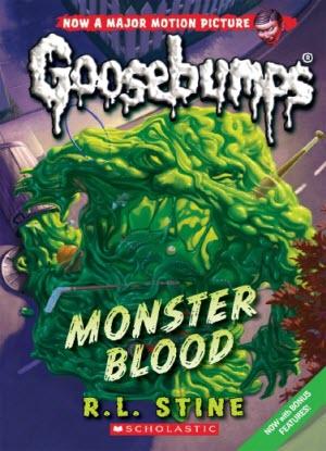 Goosebumps Classic:   3 - Monster Blood
