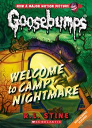 Goosebumps Classic:  14 - Welcome to Camp Nightmare