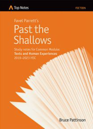 Top Notes:  Favel Parrett's Past the Shallows