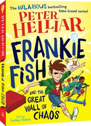 Frankie Fish:  2 - Frankie Fish and the Great Wall of Chaos