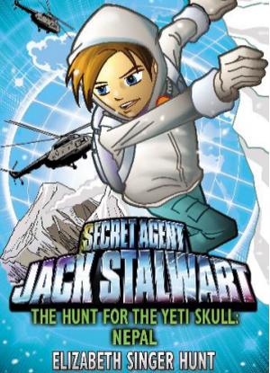 Jack Stalwart:  13 - The Hunt for the Yeti Skull: Nepal