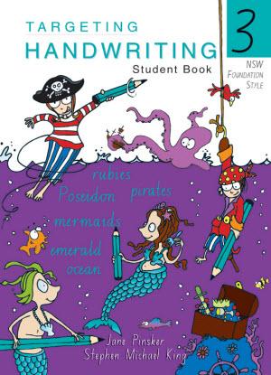 NSW Targeting Handwriting:  3 [Student Book]