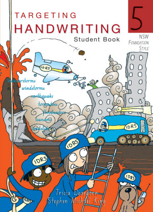 NSW Targeting Handwriting:  5 [Student Book]