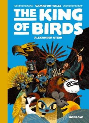 Gamayun Tales:  1 - The King of Birds