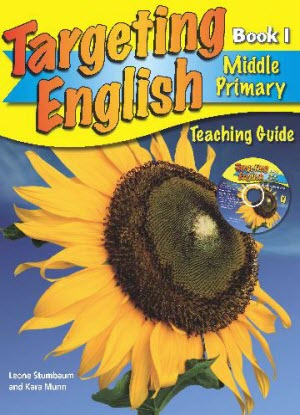 Targeting English:  Middle Primary Book 1 - Teaching Guide