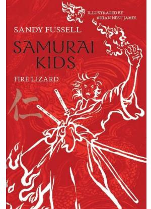 Samurai Kids:  5 - Fire Lizard