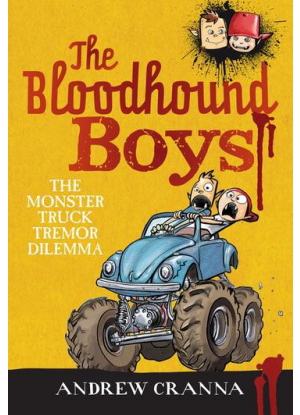 The Bloodhound Boys:  2 - The Monster Truck Tremor Dilemma