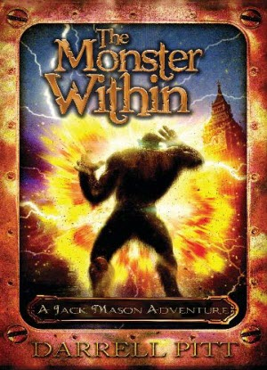 A Jack Mason Adventure:   4 - The Monster Within