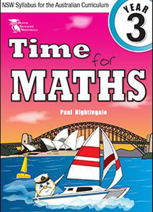 Time for Maths:   Year 3