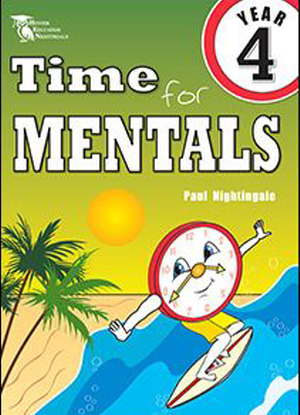 Time for Mentals:  Year 4