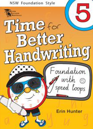 Time for Better Handwriting:  5