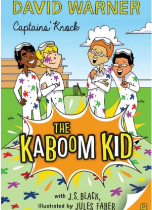 The Kaboom Kid:   8 - Captains' Knock