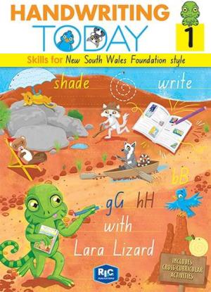 Handwriting Today: NSW Foundation Workbook - Year 1