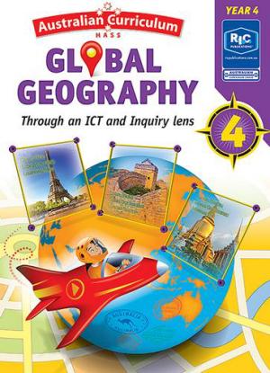Australian Curriculum Global Geography:  4