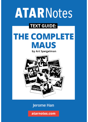 ATARNotes Text Guide:  Art Speigelman's the Complete Maus