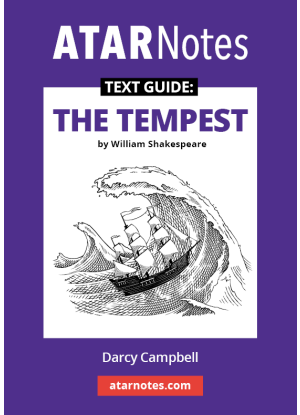ATARNotes Text Guide:  William Shakespeare's the Tempest