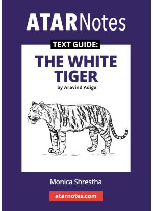 ATARNotes Text Guide:  Aravind Adiga's the White Tiger